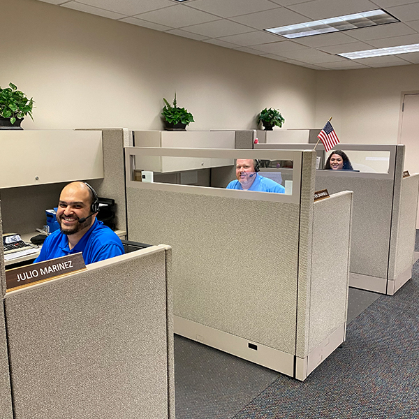 CB&T Contact Center Agents