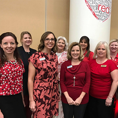 Go Red For Women 2017
