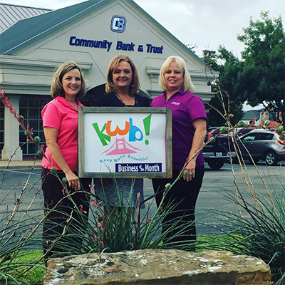 Keep Waco Beautiful Business of the Month